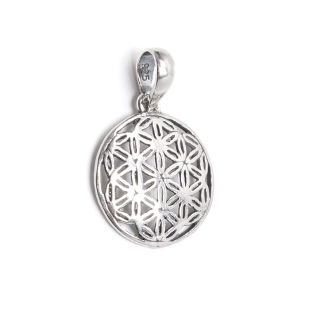 Flower of Life, silverhänge
