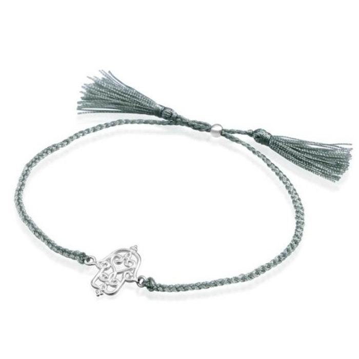 Ananda soul, you are held armband i silver