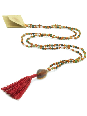 Heart of protection Rudraksha Malal