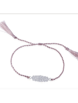 Ananda Soul, Dream big armband i silver