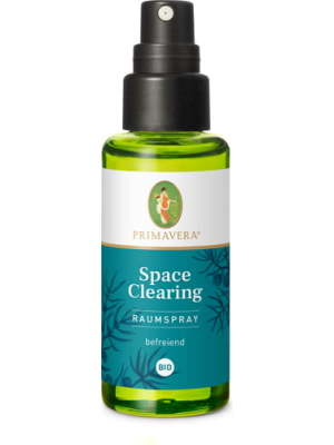 Airspray, space clearing