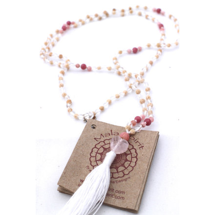 Rudraksha Sweet Surrender Mala